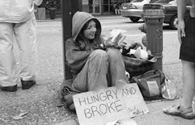 Helping the Less Fortunate