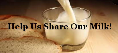 Help Us Share Our Milk