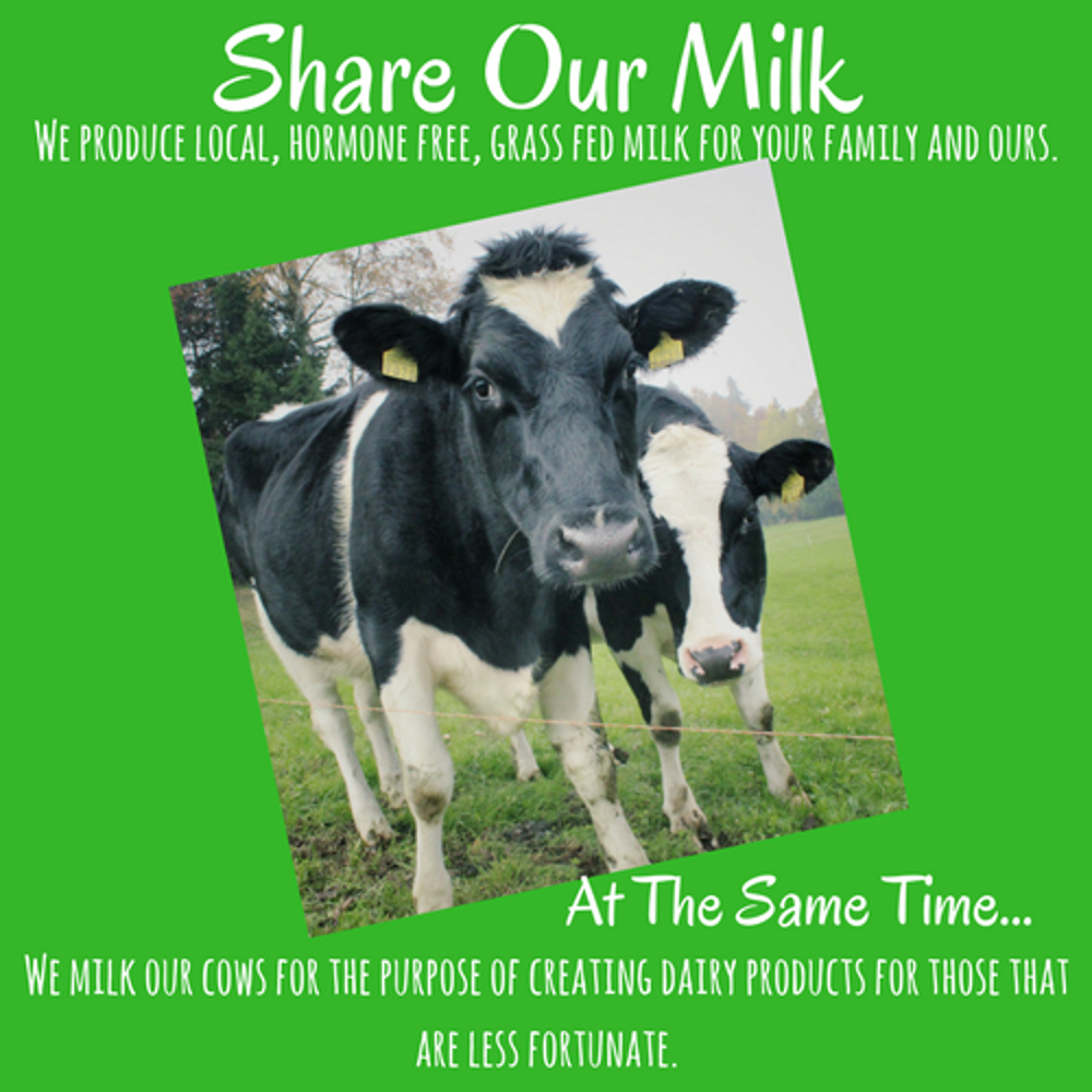 Share Our Milk