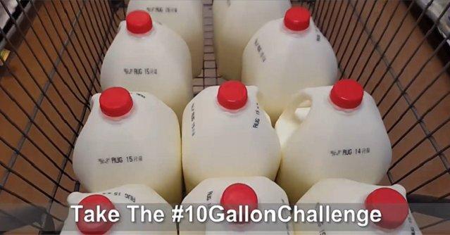 TEN GALLON CHALLENGE!