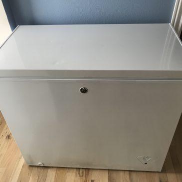 Convenient Freezer Space